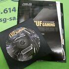 ASUS TUF GAMING B450M-PLUS II Motherboard Manual & Driver CD