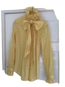 MOLOH shirt, Size 8. Kate Middleton Designer! Bridgerton Style!
