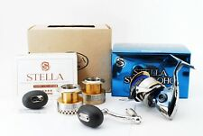 *Excellent* Shimano 01 Stella SW 5000HG Spinning Reel 300172