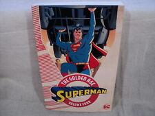 Golden Age of Superman Volume 4 TPB Book Action Reprints 2018 DC Comics (T 2678)
