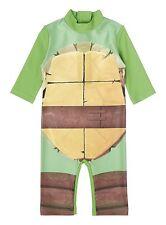 Boys UV Swimsuit Ninja Turtles 2-3 Years Sun Protection Sunsafe NEW BNWT