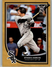 Avisail Garcia 2018 Topps Big League GOLD PARALLEL White Sox #87