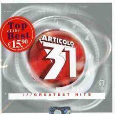 Artikel 31 Greatest Hits [CD ALBUM]