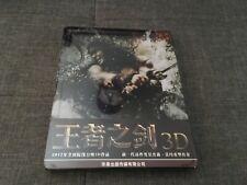CONAN THE BARBARIAN 3D BLURAY CHINESE METALPAK WORLD EXCLUSIVE RARE NEW OOP 2011