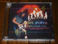 PINK FLOYD BOEBLINGEN 1972 2CD LIVE AT SPORTHALLE BOEBLINGEN LIMITED EDITION