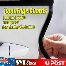Rubber Seal Edge Trim Pinchweld U Look Strip Vehicle Door Edging Protection 15M