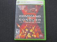 Command and Conquer 3 La Fureur de Kane Xbox 360 (Version Française)