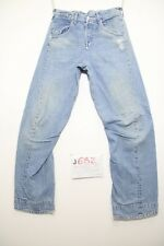 Levis engineered 865 destroyed Cod.J682 T. 42 W28 L34 vaqueros usados boyfriend