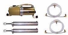 1965-1970 Oldsmobile Delta Delmont 88 98 convertible top pump, cylinders & hoses
