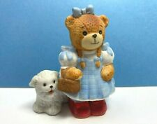 Enesco 1989 Lucy and Me Wizard of Oz Dorothy Bear