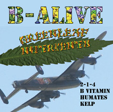 B-Alive Hydroponic Nutrients 6000g an advanced vitamin 52