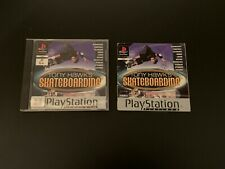 Tony Hawks Skateboarding - Ps1 Replacenent Case and Manual, Thin Case, No Game