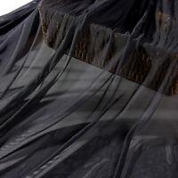 1Yard Stretchy Fabric Nylon Spandex Mesh Underwear Stockings Knit Net Making DIY