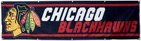 Chicago Blackhawks NHL Banner Flag 2X8Ft Hockey Flag