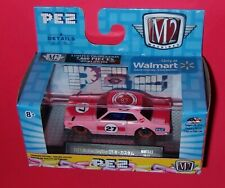 CHASE (BOX # ERROR) M2 Machines RED TIRES 1971 Nissan Skyline GT-R Limited 1:64