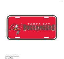 Tampa Bay Buccaneers Licence Plaques Bouclier 30 CM NFL Football