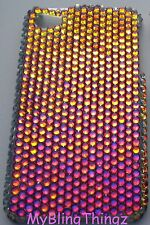VOLCANO Crystal Rhinestone Bling Back Case for iPhone 5 with Swarovski Elements