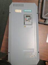 Siemens  Midimaster AC Drive  6SE9523-7DH40  25HP