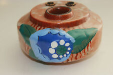 Louis Dage Art Deco pottery  ink well France