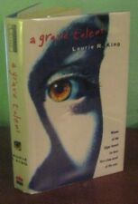 A Grave Talent, Laurie R. King, SIGNED 1ST ENGLISH EDITION of novel