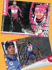 Ole Einar Björndalen-Martin Fourcade (2) - 2 Super AK pictures + Ski AK FREE