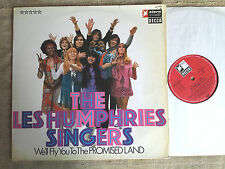 The Les Humphries Singers – We'll Fly You To The Promised Land - -   LP