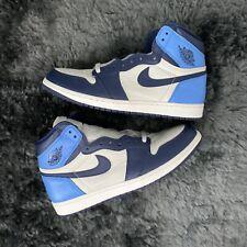 Air Jordan 1 high Og Obsidian Size 13 Mens