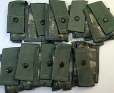 Tactical Molle Seat Cover Pouch Set Digital Camo 16 Military Issued New