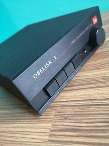 Ion Systems Obelisk 1 Stereo Amplifier