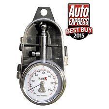 RaceX La presión del neumático Gauge/Calibrador-RX0014-Coche-bike