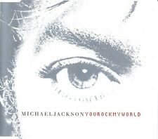 Michael Jackson ‎Maxi CD You Rock My World - Europe (M/M)