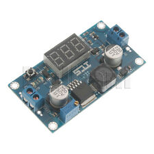 DC-DC 4.5-32V to 5-52V XL6009 Boost Step-up Power Supply LED Voltmeter Arduino