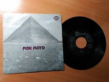 Pink Floyd MONEY / ANY COLOUR YOU LIKE 7/45 vinyl single from Portugal
