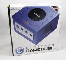 Original Nintendo GameCube Controller Lila / Purple in OVP - GUT