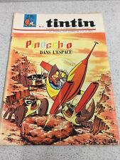 TINTIN  N°866 17e ANNEE  27 MAI 1965 REVUE MAGAZINE VINTAGE