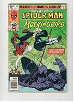 MARVEL TEAM UP #95 1ST MOCKINGBIRD VG/ VG+ HOT  KEY BOOK  CHEAP SPIDER-MAN