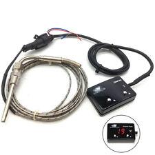 """Universal EGT Abgastemperaturanzeige Abgas Temperatursonde mit NPT 1/8"""" Sensor"""