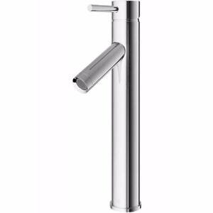 VIGO Dior Single Hole Single-Handle Vessel Bathroom Faucet in Chrome VG03003CH