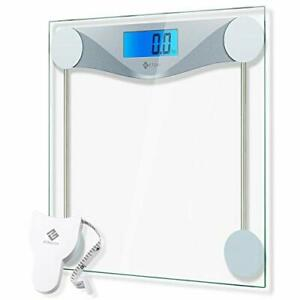 Eteki Weight Scale Digital Health Meter With Extra Measure High Precision Body