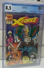 X-Force #1 - CGC GRADED 8.5