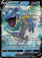 Pokemon - Lokhlass V - Ultra Rare - 49/202 EB01 Epee Bouclier  - VF Francais