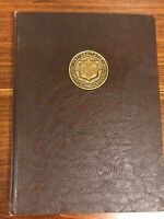 1949 Brown University Providence Rhode Island Yearbook FH 12