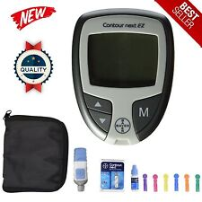 Glucometer Blood Glucose Starter Kit Sugar Monitoring Set Diabetes Diabetic Test