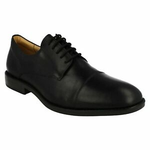 MENS ANATOMIC & CO LEATHER LACE UP FORMAL OFFICE WORK SHOES SIZE ITABUNA