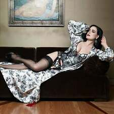 Christian Louboutin Beautiful Posing On The Couch 8x10 Picture Celebrity Print