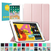 For iPad 10.2 2020 8th/7th Generation Case Leather Stand Cover/Screen Protector