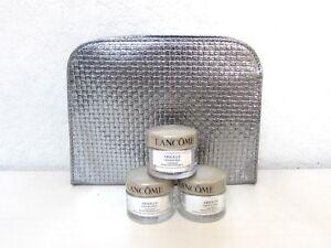 3pc Lancome Absolue Premium Bx Replenishing & Rejuvenating Day Cream SPF15 & Bag