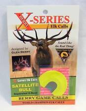 Berry X-Series X2 Satellite Bull Elk Hunting Game Call Separated X Reed