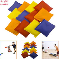 Bean Bags Cornhole Toss Game Bag Set Small Replacement Outdoor For Kids Adult