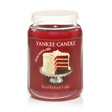 Yankee Candle - RED VELVET CAKE - 22 oz - Eat Desserts First Line!! - RARE!!